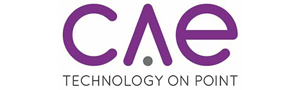 CAE Technology On Point Logo